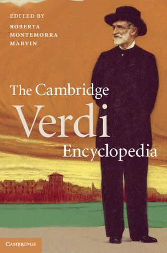 The Cambridge Verdi Encyclopedia cover