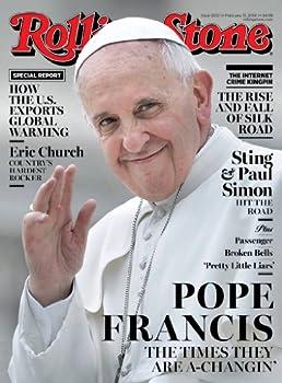 1-Yr Rolling Stone Magazine