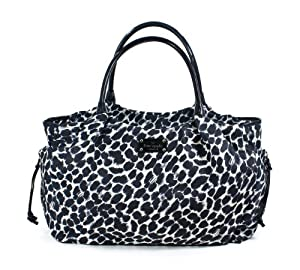 Kate Spade York Lindenwood Leopard Stevie Baby Bag (Leopard)