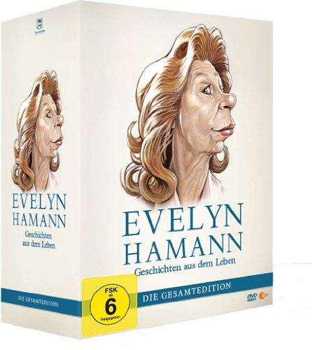 Evelyn Hamann: Geschichten aus dem Leben - Die Gesamtedition [14 DVDs]