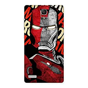 Premier LP Print Back Case Cover for Redmi Note