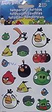 Angry Birds Temporary Tattoos 2pk