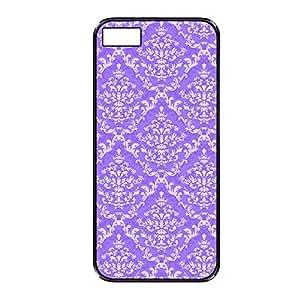 Vibhar printed case back cover for BlackBerry Z10 DamaskPurple