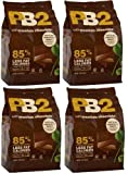PB2 Chocolate Powdered Peanut Butter 16 0z bag (Pack of 4)
