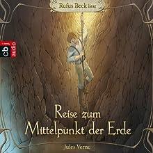 Die Reise zum Mittelpunkt der Erde (Abenteuer Hören) Hörbuch von Jules Verne Gesprochen von: Rufus Beck