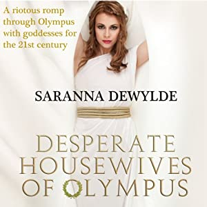 Desperate Housewives of Olympus Audiobook
