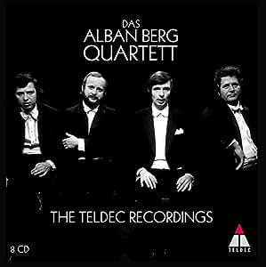 Das Alban Berg Quartett : The Teldec Recordings (Coffret 8 CD)