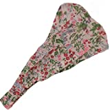 Silly yogi assorted cotton yoga headbands-white spring-One size