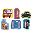 Early Learning Centre - 6 London Puzzles
