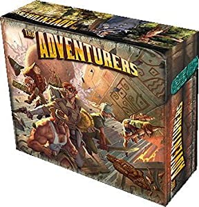 Alderac Entertainment Group - The Adventurers and the Temple of Chac