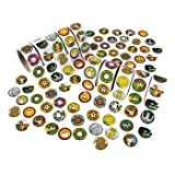 Super Sticker Assortment (1000 Stickers) [Toy] image