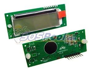 Raypak LCD Display Module 013464F PCB 013640F from Raypak