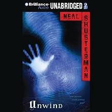 Unwind (       UNABRIDGED) by Neal Shusterman Narrated by Luke Daniels