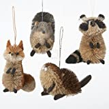 BURI WOODLAND ANIMAL HANGING ORNAMENT - Christmas Ornament