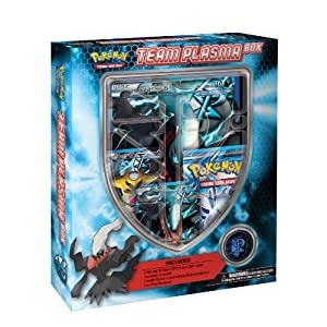 Pokemon Team Plasma Box Playset