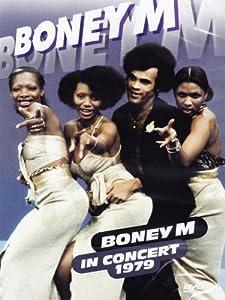 Boney M - In Concert 1979 [IT Import]