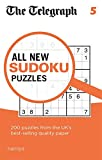 THE TELEGRAPH MEDIA GROUP The Telegraph All New Sudoku Puzzles 5 (The Telegraph Puzzle Books)
