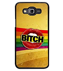 PRINTSWAG TEXT Designer Back Cover Case for SAMSUNG GALAXY GRAND MAX