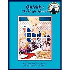 Quickly: The Magic Spatula