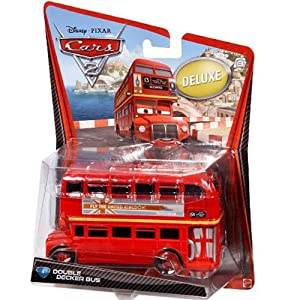 Cars V2847 Voiture Miniature Cars 2 Autobus: Jeux