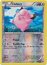 Pokemon - Clefairy (97) - Black and White Plasma Storm - Reverse Holo [Toy]