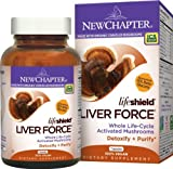 New Chapter Lifeshield Liver Force, 60 Count
