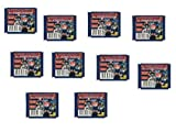 2012 NFL Sticker Collection 10-Pack - Official NFL Sticker Collection - 10 Sticker Packets (70 NFL Stickers)