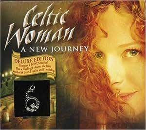 A New Journey (Deluxe Package w/bonus tracks + Irish charm)