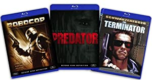 Blu-ray Action Bundle (Robocop / Predator / Terminator) - (Amazon.com Exclusive)
