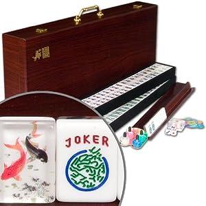 American Western Mahjong Set - Koi