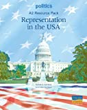 img - for Representation in the USA Teacher Resource Pack by Edward Ashbee (2003-05-29) book / textbook / text book