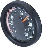 hr-imotion 10010201 Thermometer 'Klassik' für Auto, Heim,...