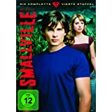 """Smallville - Die komplette vierte Staffel (6 DVDs)von """"Tom Welling"""""""