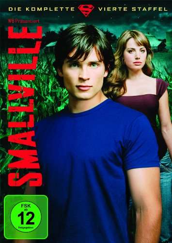 Smallville - Staffel 4 [6 DVDs]
