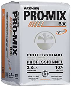 "Premier Horticulture 432P ""Pro-mix"" Bx with Mycorise 3.8 Cubic Foot Bale"