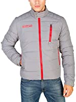 Sparco Chaqueta Guateada Indy (Gris)
