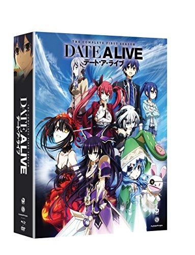 デート・ア・ライブ: コンプリート・シリーズ 限定版北米版 北米版 / Date a Live: Complete Series [Blu-ray+DVD][import]
