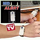 MD Alert Medical History Bracelet with USB