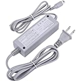 eBoot Wall Power AC Charger Adapter for Nintendo Wii U GamePad