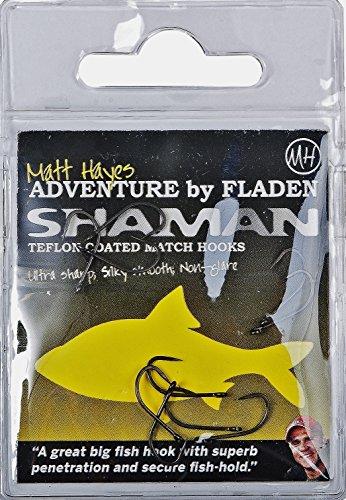 matt-hayes-shaman-quality-teflon-coated-barbless-match-eyed-fishing-hooks-size-10-12-14-16-18-20-ult