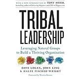 Tribal Leadership: Leveraging Natural Groups to Build a Thriving Organization ~ Dave Logan