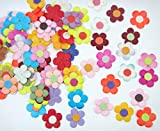 Card making mulberry Paper flowers for Scrapbooking wedding multi color 50 pcs No Mul 004
