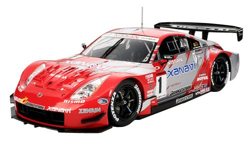 Masterwork-Collection-124-Xanavi-Nismo-Z-Finished-Model