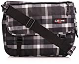 Eastpak Unisex-Adult Delegate Messenger Bag EK07610G Checkbook Black
