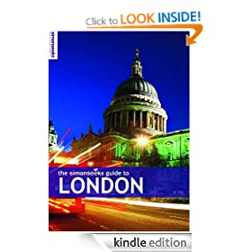 Simonseeks Guide to London (Simonseeks Travel Guides)