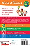 World of Reading: Jake and the Never Land Pirates Jake Hatches a Plan: Pre-Level 1