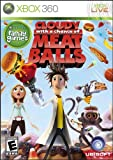 echange, troc Cloudy With a Chance of Meatballs / Game