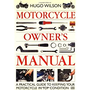 Motorcycle Owner's Manual Hugo Wilson