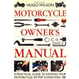 Motorcycle Owner's Manualby Hugo Wilson