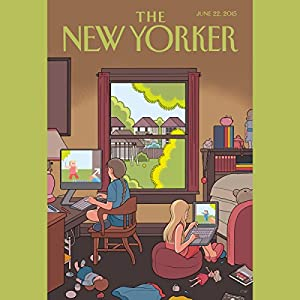 The New Yorker, June 22nd 2015 (Connie Bruck, Margaret Talbot, Philip Gourevitch) Periodical